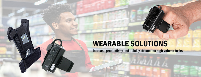 Extend into retail. Add Opticon electronic shelf labeling systems to your solution offering.